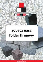 Folder firmowy
